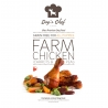 DOG'S CHEF Farm Chicken with Carrots & Peas for ALL PUPPIES