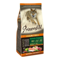 Primordial GF Adult Chicken and Salmon
